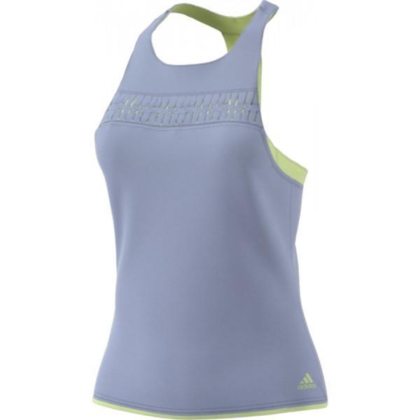 Теннисная майка женская Adidas Melbourne Tank chalk blue