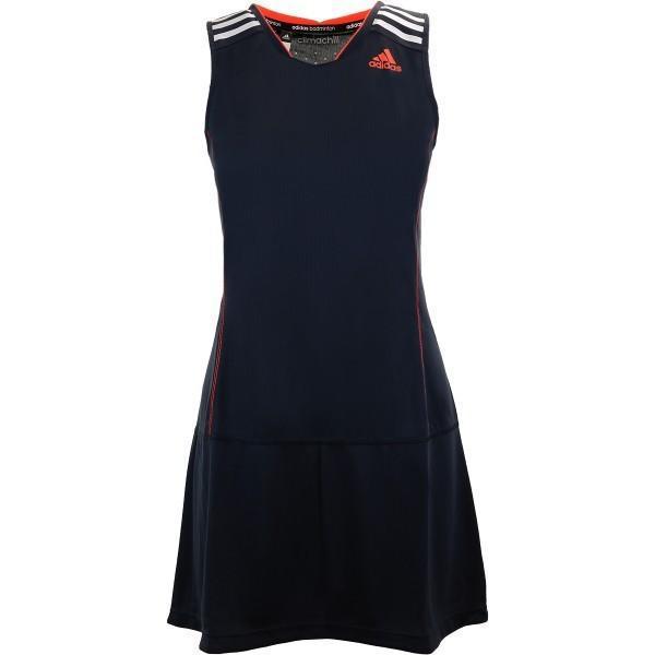 Теннисное платье женское Womens Adidas Dress dark/navy