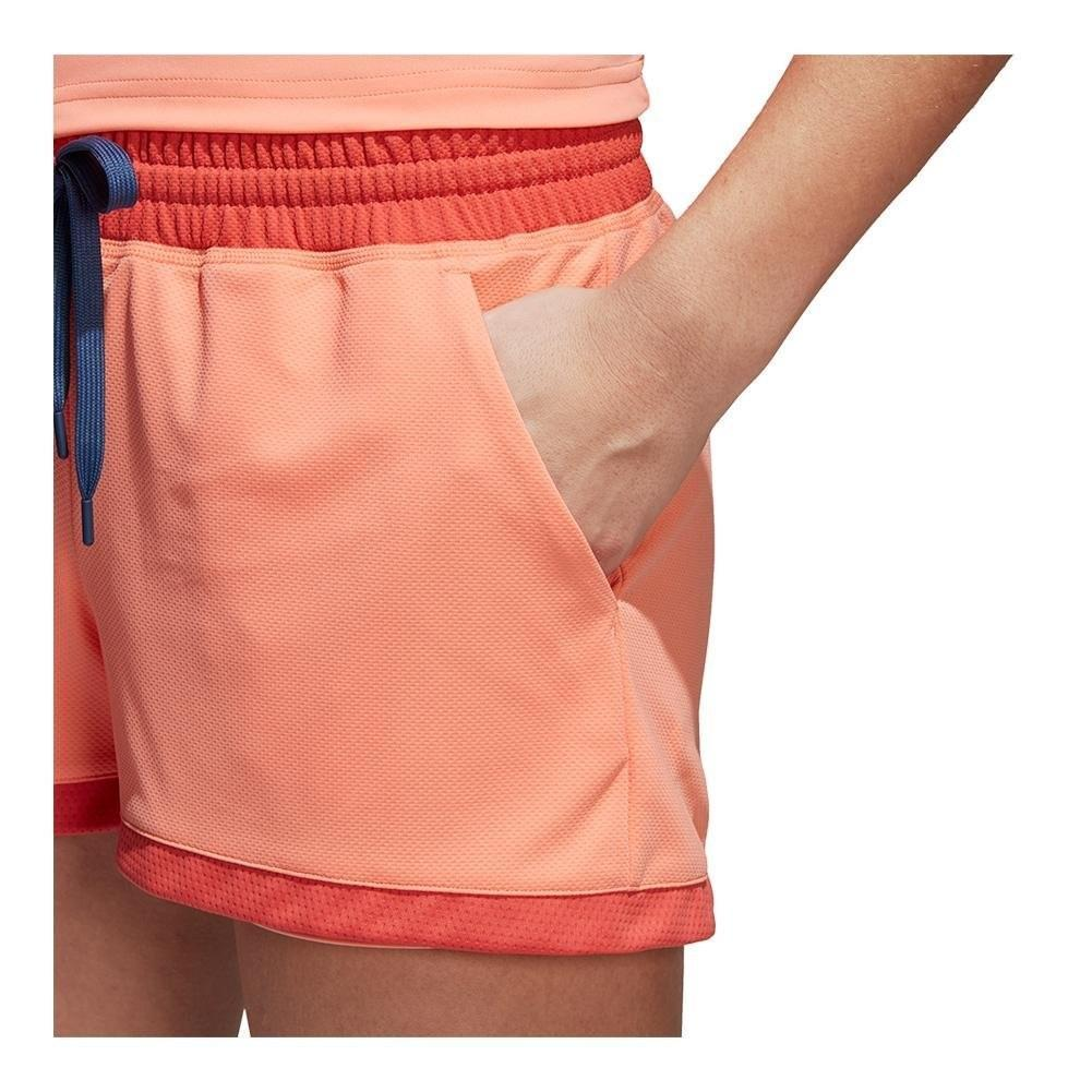 684204fd1434f4 Тенісні шорти жіночі Adidas Club Short chalk coral | TennisMaster