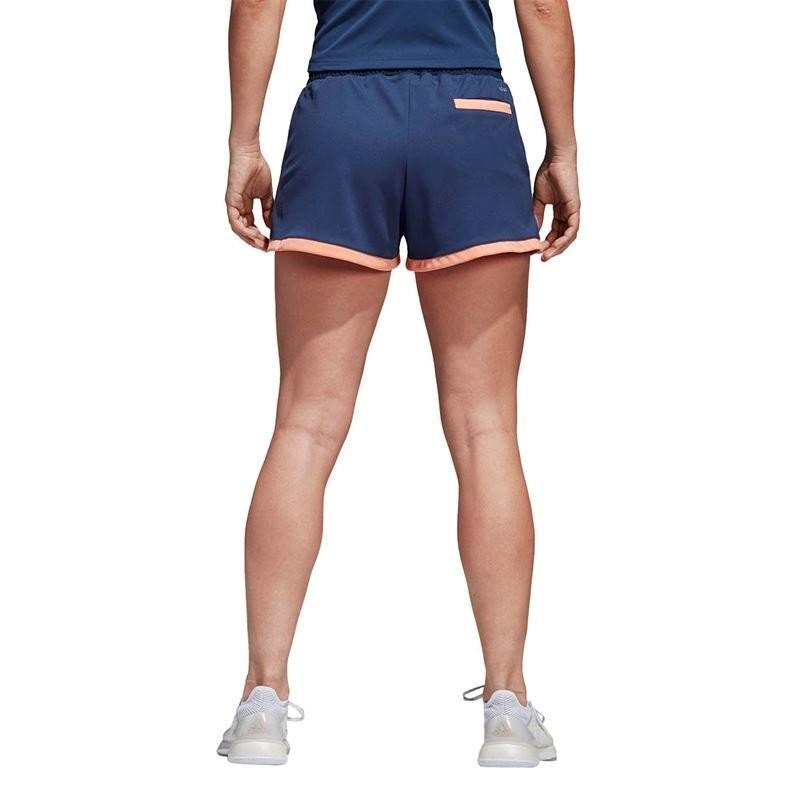 e0ca9f075ede0c Тенісні шорти жіночі Adidas Club Short noble indigo | TennisMaster