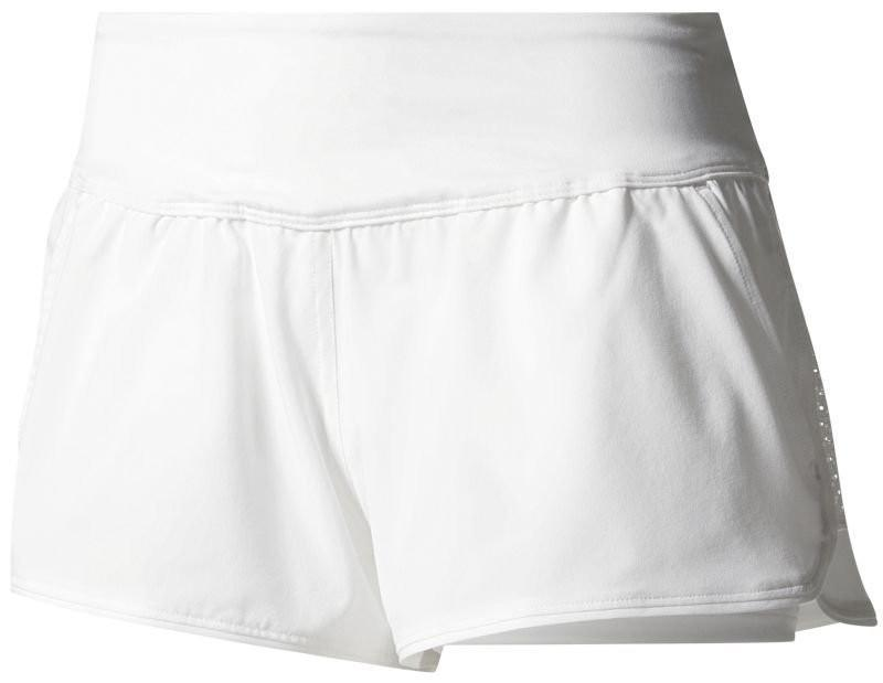 68f91449846dc6 Тенісні шорти жіночі Adidas London Line Short white | TennisMaster