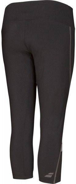 Капри женские Babolat Core Legging Women black