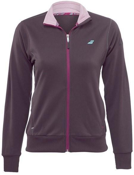 Кофта женская Babolat Performance Jacket Women castlerock