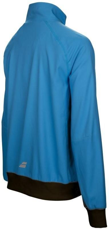 Куртка женская Babolat Core Club Jacket Women drive blue