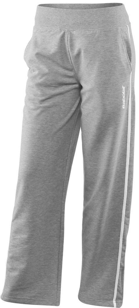 Спортивные штаны женские Babolat Pant Training Women grey