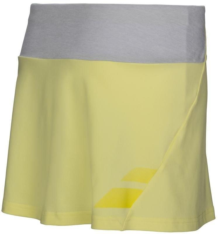 Теннисная юбка женская Babolat Performance Skirt 13 Women aero washed