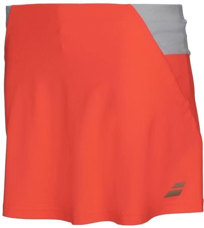 Теннисная юбка женская Babolat Performance Skirt Women fluo strike