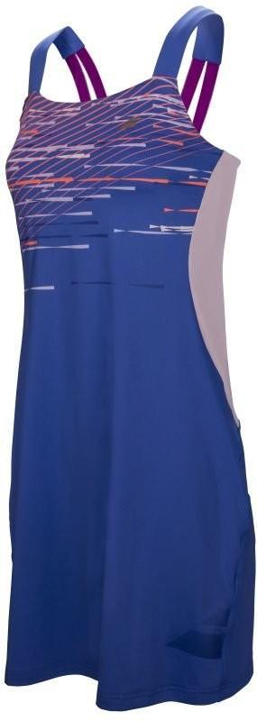 Теннисное платье женское Babolat Performance Strap Dress Women twilight blue