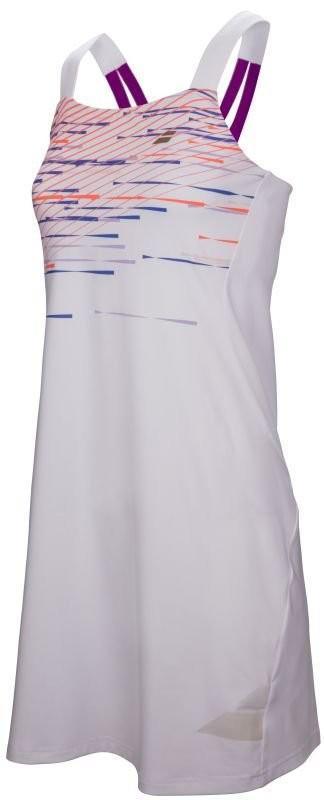 Теннисное платье женское Babolat Performance Strap Dress Women white