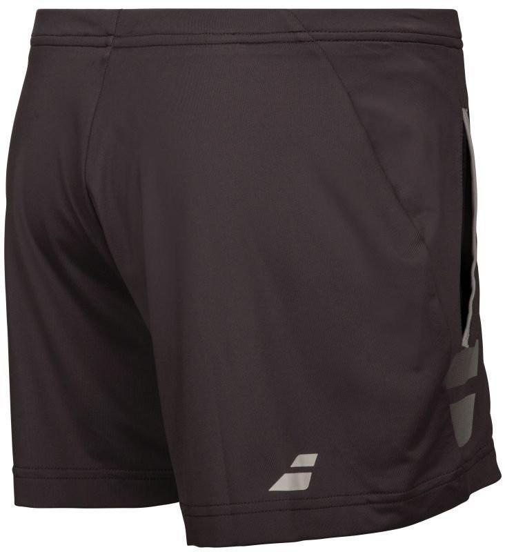 Теннисные шорты женские Babolat Core Short Women castlerock