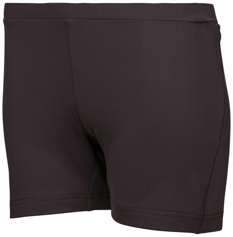 Теннисные шорты женские Babolat Core Shorty Women castlerock  под платье