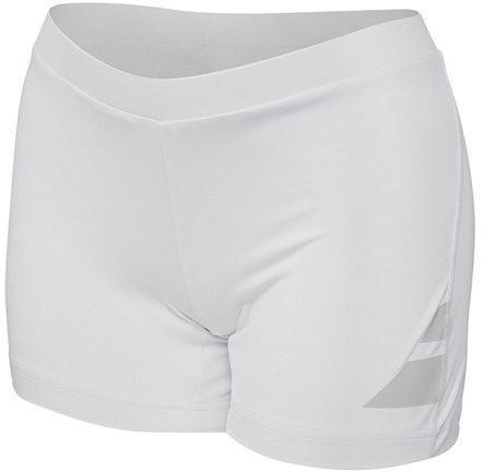 Теннисные шорты женские Babolat Performance Women white под платье