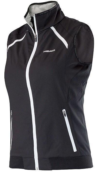Жилет женский Head Club W Vest black