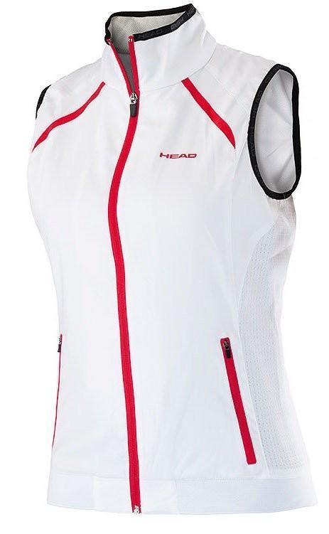 Жилет женский Head Club W Vest white