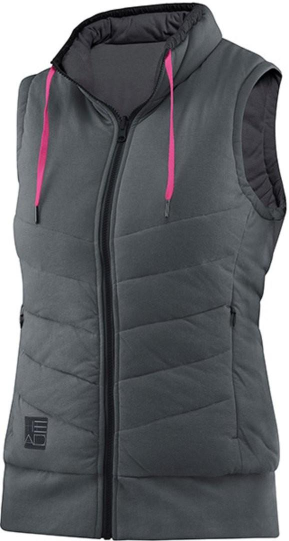 Жилет женский Head Transition W T4S Reversable Vest anthracite