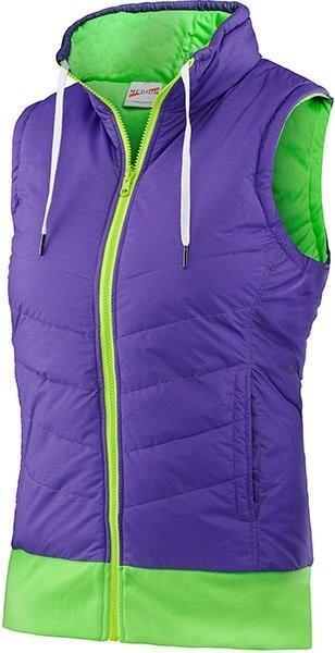 Жилет женский Head Transition W T4S Reversable Vest violet/green