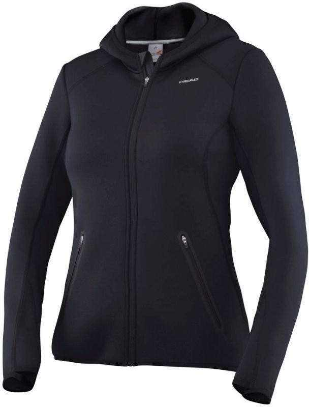 Куртка женская Head Performance CT W Jacket black