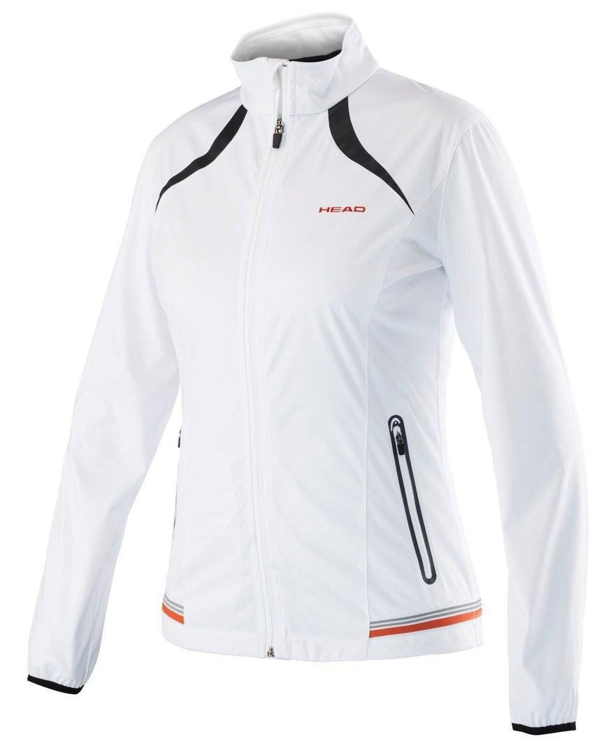 Куртка женская Head Performance Softshell Jacket W white