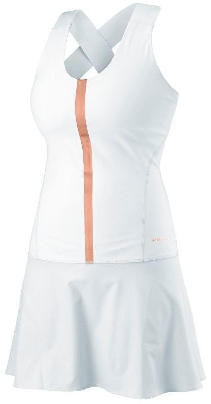 Теннисное платье женское Head Performance Dress W white