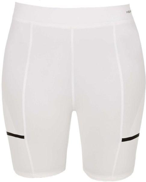 Теннисные шорты женские Head Performance CT W B-Thights white