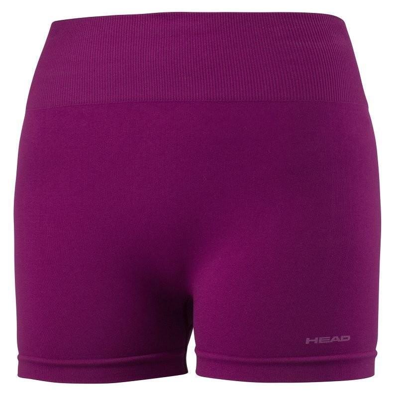 Теннисные шорты женские Head Vision Seamless Panty W purple