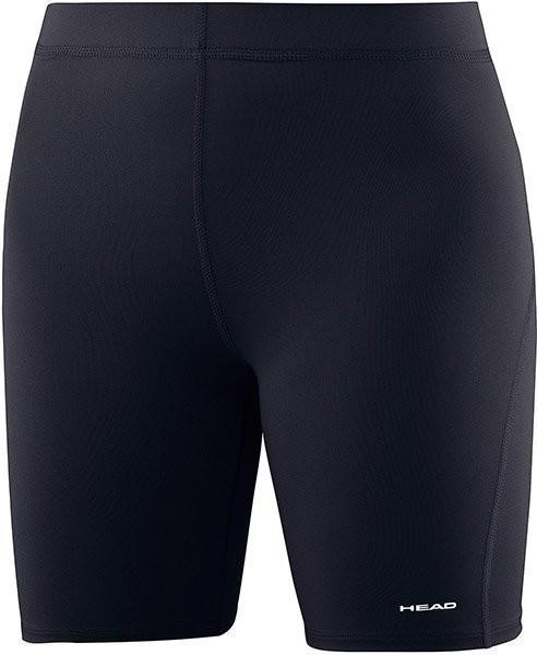 Теннисные шорты женские Head Vision W Bente B-Panty Overknee Length black