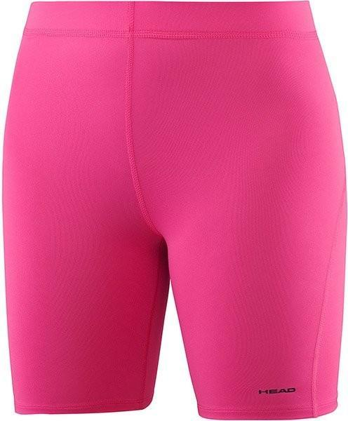 Теннисные шорты женские Head Vision W Bente B-Panty Overknee Length pink