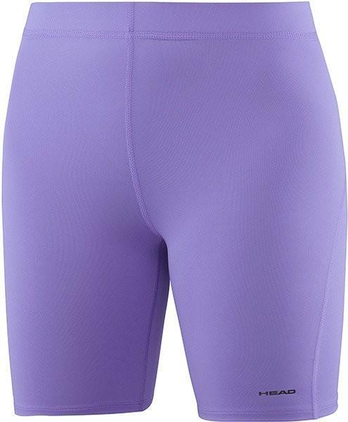 Теннисные шорты женские Head Vision W Bente B-Panty Overknee Length violet