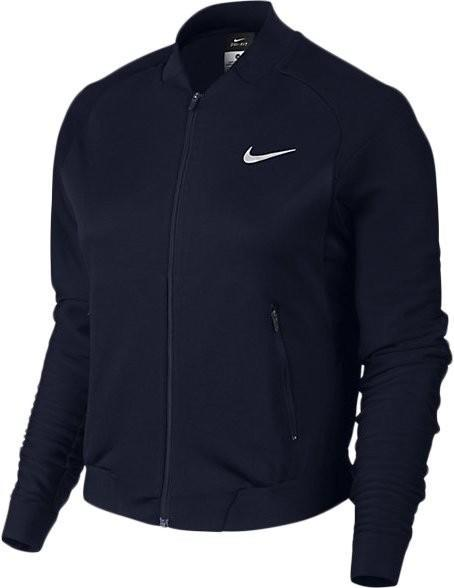 Куртка женская Nike Premier Team Jacket obsidian/white