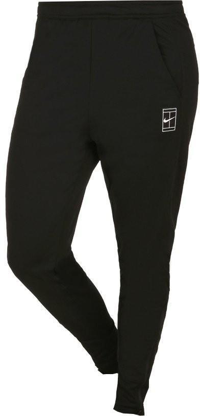 Спортивные штаны женские Nike Court Tennis Dry Pant black/white