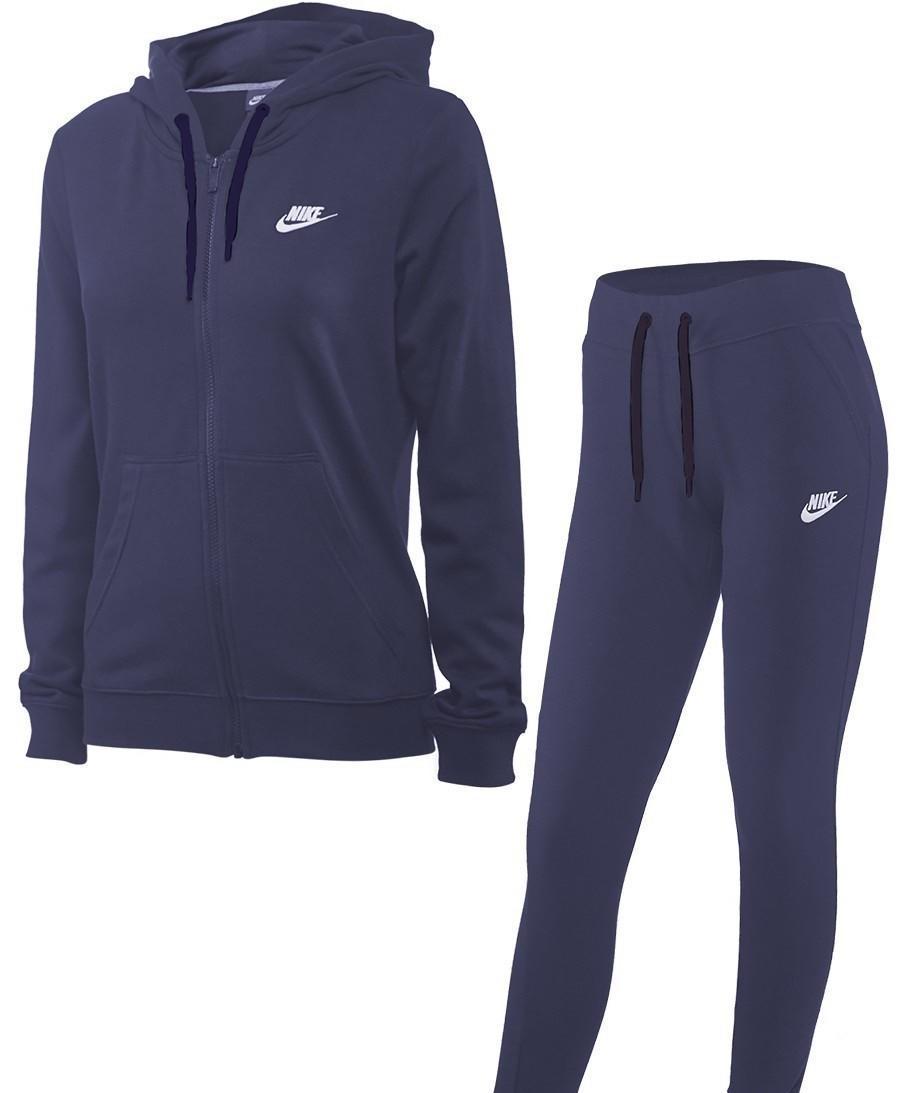 Спортивный костюм женский Nike Sportswear Tracksuit Purple