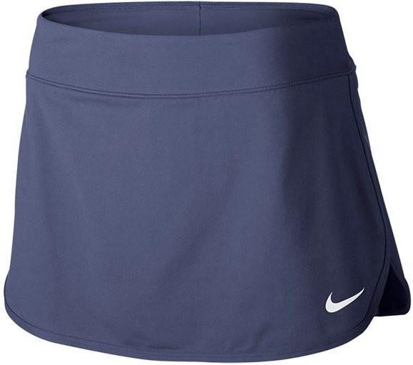 Теннисная юбка женская Nike Court pure Skirt blue recall