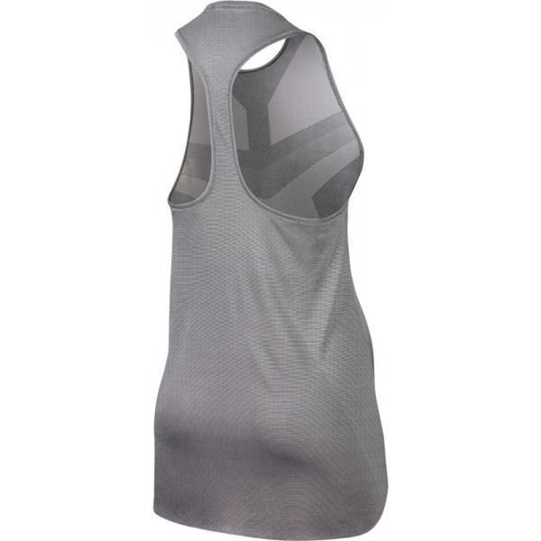 Теннисное платье женское Nike Fall Slam US Dress Matte Silver /Hot punch