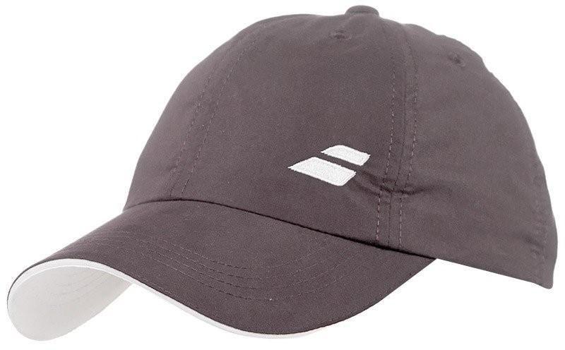 Кепка детская Babolat Basic Logo Cap Junior dark grey