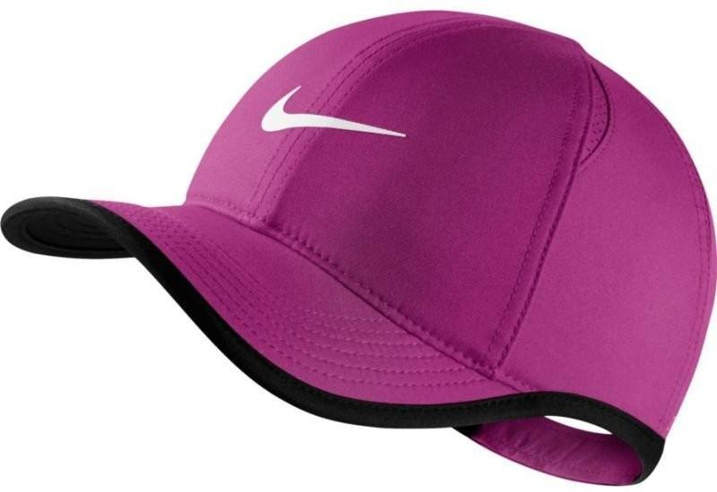 Кепка детская Nike Youth Aerobill Feather Light Cap hyper magenta