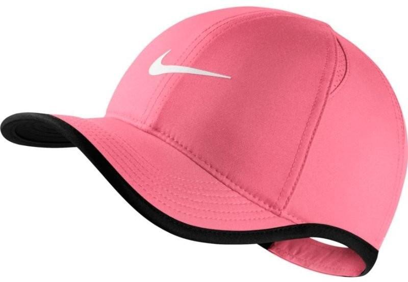 Кепка детская Nike Youth Aerobill Feather Light Cap sea coral