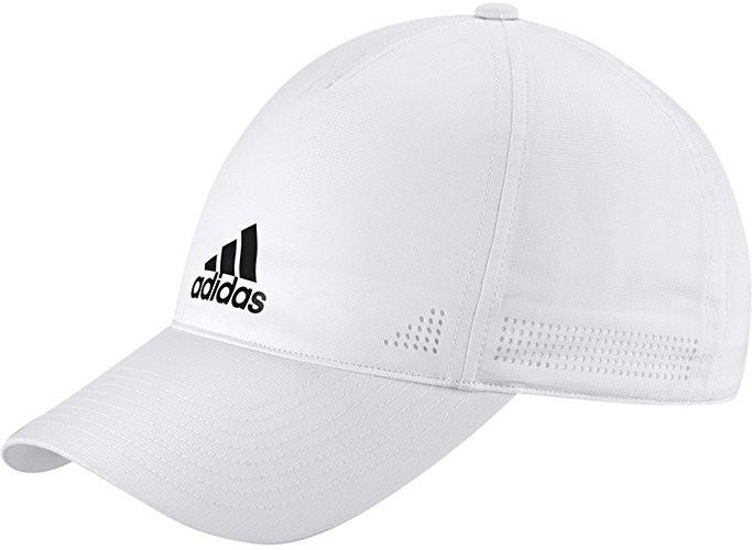 Теннисная кепка Adidas Climacool Cap white/black