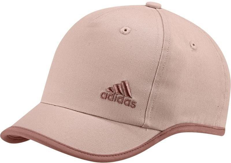 Теннисная кепка Adidas Perf Cap CO W vapour pink/raw pink