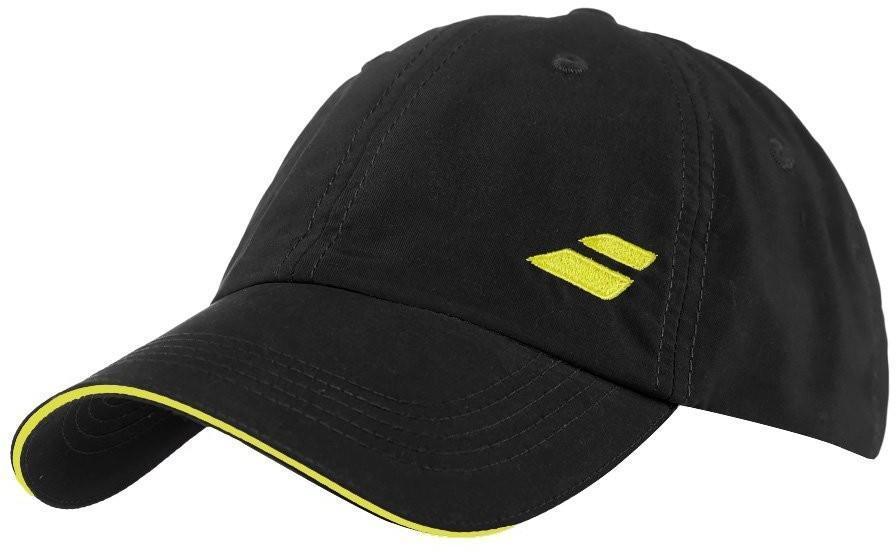 Теннисная кепка Babolat Basic Logo Cap black