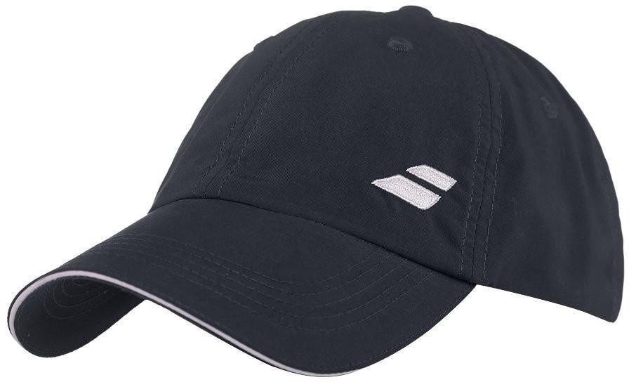 Теннисная кепка Babolat Basic Logo Cap dark blue