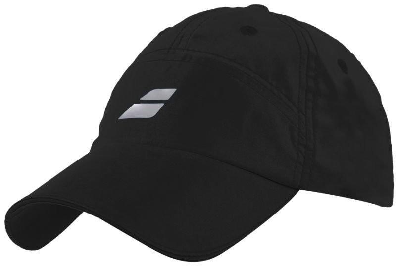 Теннисная кепка Babolat Microfiber Cap black