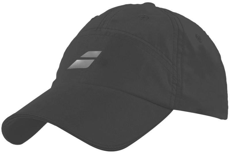 Теннисная кепка Babolat Microfiber Cap dark grey