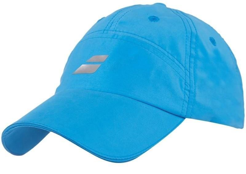 Теннисная кепка Babolat Microfiber Cap drive blue