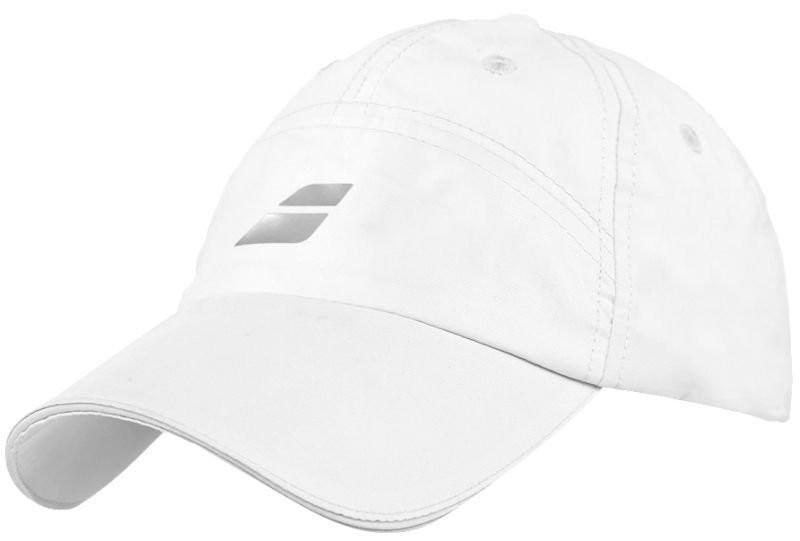 Теннисная кепка Babolat Microfiber Cap white