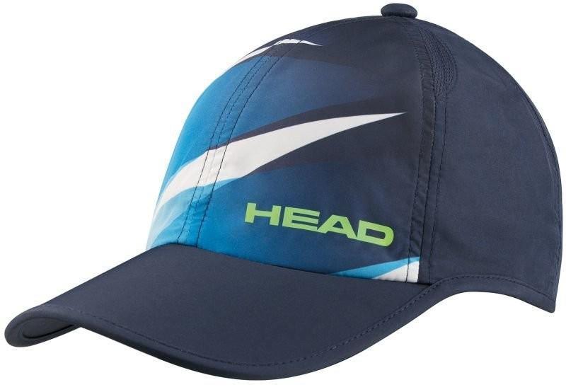 Теннисная кепка Head Light Function Cap navy