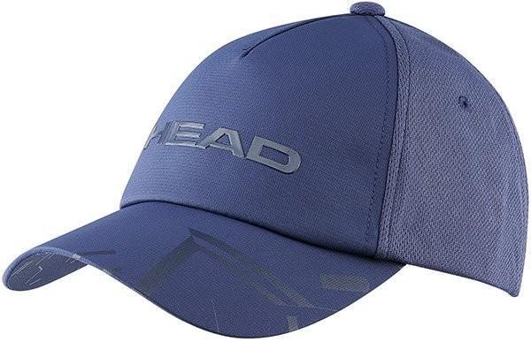 Теннисная кепка Head Performance Cap navy