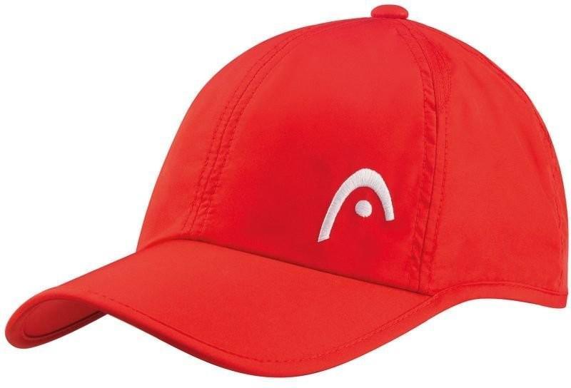 Теннисная кепка Head Pro Player Cap red