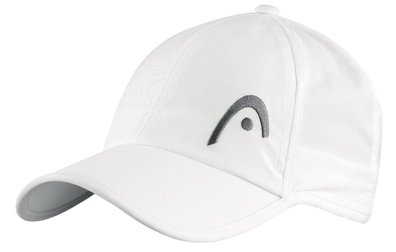 Теннисная кепка Head Pro Player Cap white