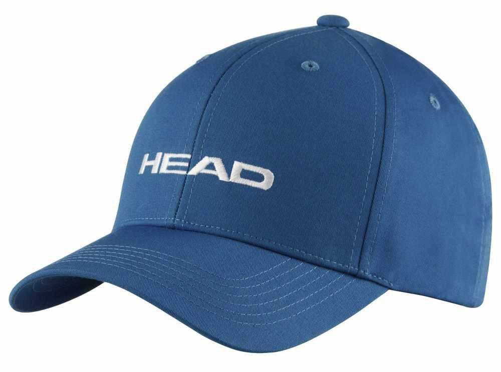Теннисная кепка Head Promotion Cap navy