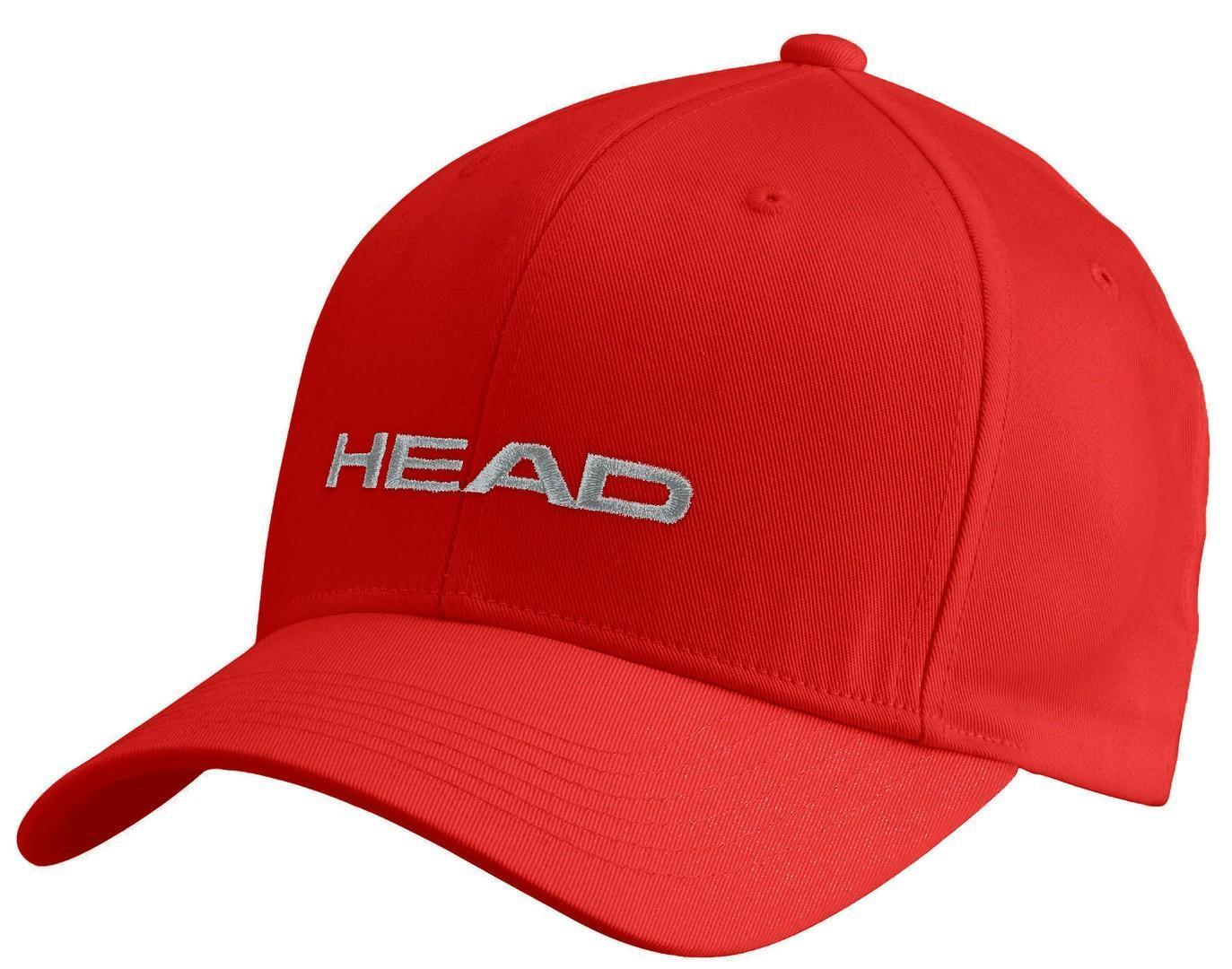 Теннисная кепка Head Promotion Cap red